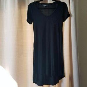 20fc3e2bf Lulu's Dresses | Lulus Better Together Black Shirt Dress Small ...